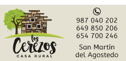Casa Rural Los Cerezos