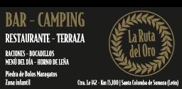 Bar Camping La Ruta del Oro